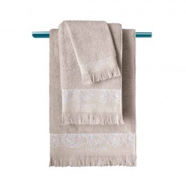 SET 3 TOWELS ALESSA GUY LAROCHE